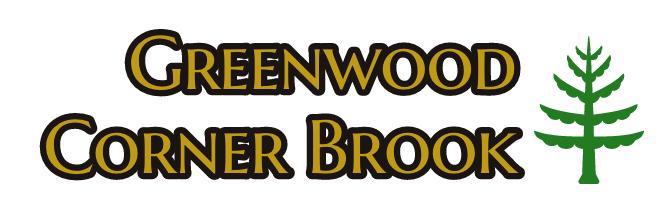Greenwood Corner Brook New Logo